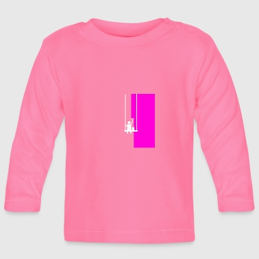 The painter - Baby Long Sleeve T-Shirt