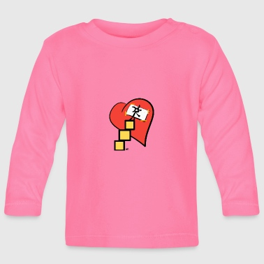 Heart Care Care - Baby Long Sleeve T-Shirt