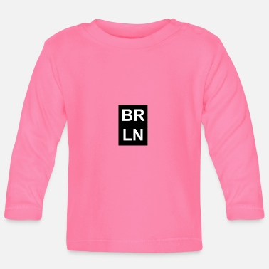 West Berlin Berlin for Berlin and Berliners - Baby Long Sleeve T-Shirt