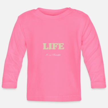 Collections Life Collection - Langarmet baby T-skjorte