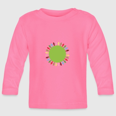 Community Community Circle - Baby Long Sleeve T-Shirt