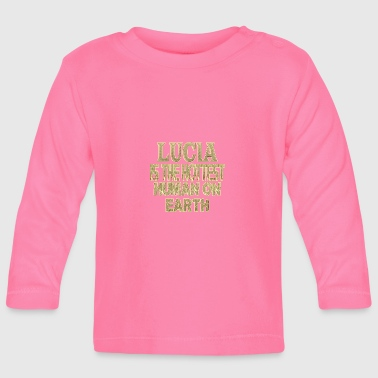 Lucia - Baby Long Sleeve T-Shirt