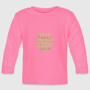 Felix - Baby Long Sleeve T-Shirt