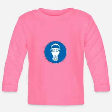 Gas Mask gas mask - Baby Long Sleeve T-Shirt