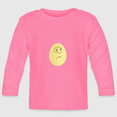 Egg easter egg Egg - Baby Long Sleeve T-Shirt