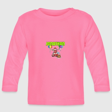 Fire Department Jonathan Gift - Baby Long Sleeve T-Shirt