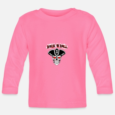 Rock N Roll Rock « n roll / rock and roll - T-shirt manches longues Bébé