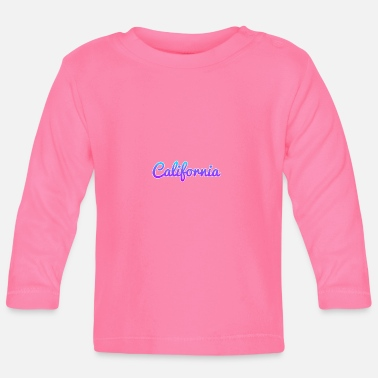 Californie Californie Californie - T-shirt manches longues Bébé