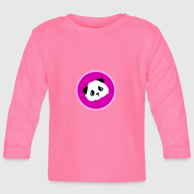 panda - Baby Long Sleeve T-Shirt