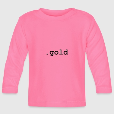 .gold - Baby Long Sleeve T-Shirt