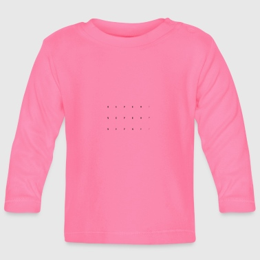 repeat - Baby Long Sleeve T-Shirt
