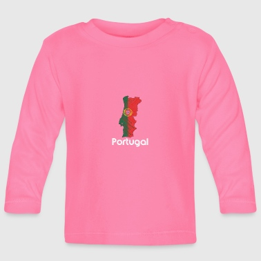 Portugal Portugal - Baby Long Sleeve T-Shirt