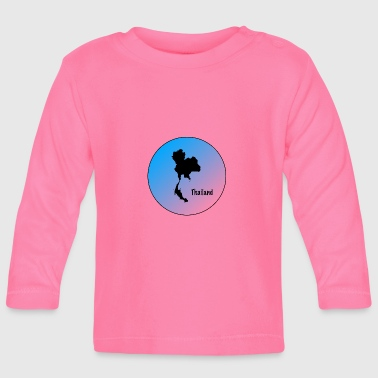 Thailand - Baby Long Sleeve T-Shirt