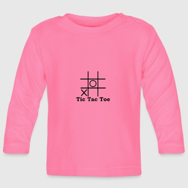 Tic Tac Toe Tic Tac Toe - Baby Long Sleeve T-Shirt