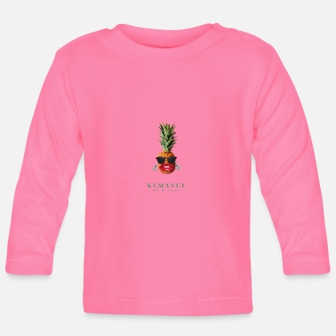 Glamour ANANAS GLAMOUR - T-shirt manches longues Bébé