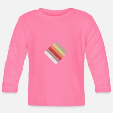 Rectangle rectangle - T-shirt manches longues Bébé