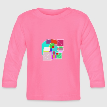 Beautiful bliss artwork - Baby Long Sleeve T-Shirt