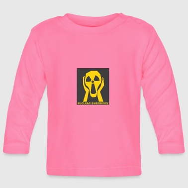 nuclear emergency - Baby Long Sleeve T-Shirt