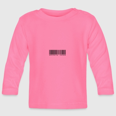 code - Baby Long Sleeve T-Shirt