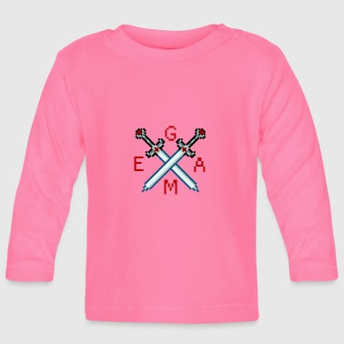 GAME - Baby Long Sleeve T-Shirt