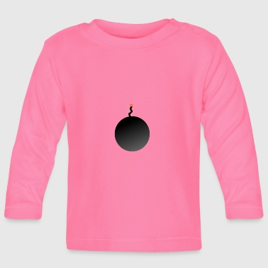 Bomb bomb - Baby Long Sleeve T-Shirt