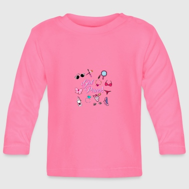 Female - Baby Long Sleeve T-Shirt