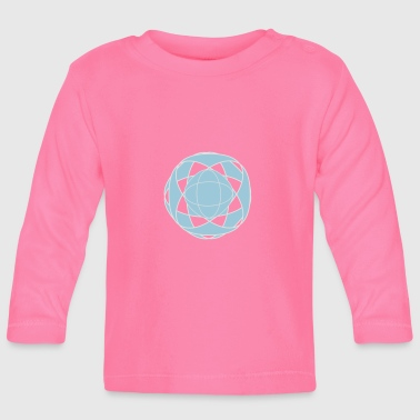 Abstract rave wear - Baby Long Sleeve T-Shirt
