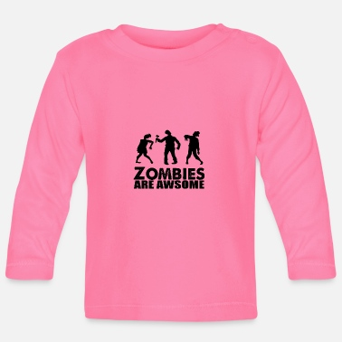 Awsome ARE AWSOME - Baby Longsleeve Shirt