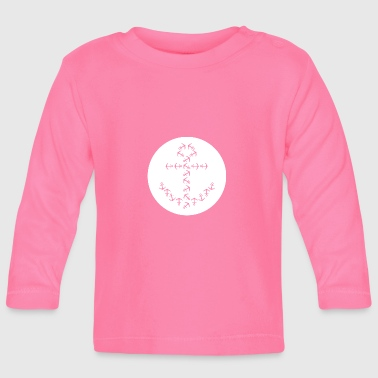 Anchor in anchor - Baby Long Sleeve T-Shirt