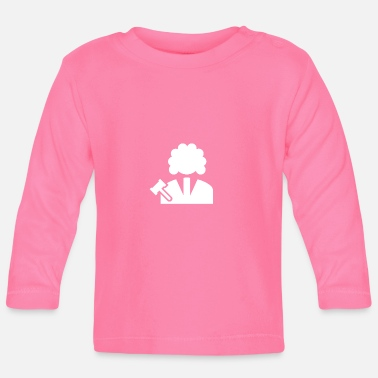 Professions Judge profession - Baby Longsleeve Shirt
