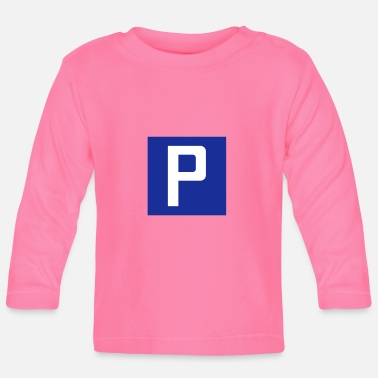 Privateer Private sign private - Baby Longsleeve Shirt