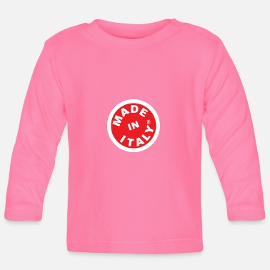 Friends Of Italy MADE IN ITALY - Baby Longsleeve Shirt