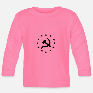 Socialist Socialist Communist Europe - Baby Long Sleeve T-Shirt