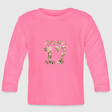 2017 2017 - Baby Long Sleeve T-Shirt