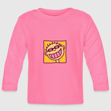 A Grinning Tourist - Baby Long Sleeve T-Shirt