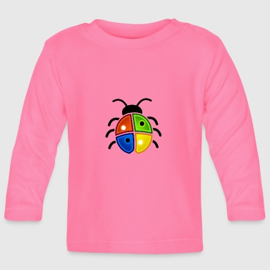 Windows windows coccinelle - T-shirt manches longues Bébé