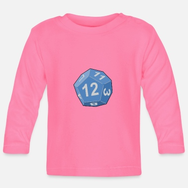 Dice dice - Baby Long Sleeve T-Shirt