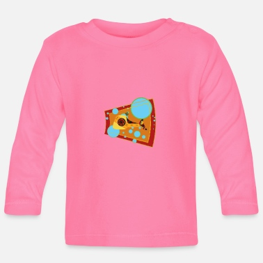 Salmon salmon - Baby Long Sleeve T-Shirt