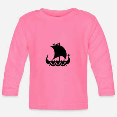 Viking vikings viking - Baby Longsleeve Shirt
