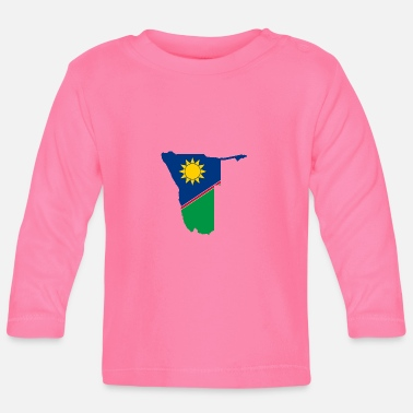 Namibia namibia collection - Baby Langarmshirt
