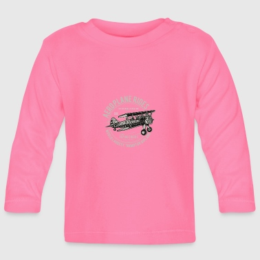 Aeroplane Rides - Baby Long Sleeve T-Shirt