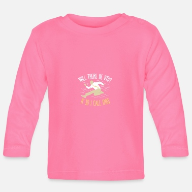 Time-out time-out - Baby longsleeve