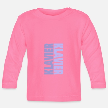 Instrument Piano musical instrument instrument music - Baby Longsleeve Shirt