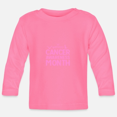 Breast Cancer Awareness Breast Cancer Awareness Month - Baby Longsleeve Shirt