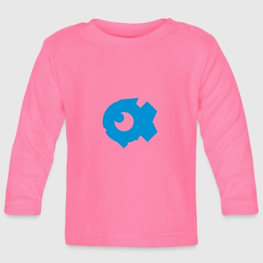 BubbleFish brand - Baby Long Sleeve T-Shirt