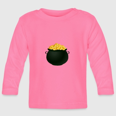 Pot of gold - Baby Long Sleeve T-Shirt