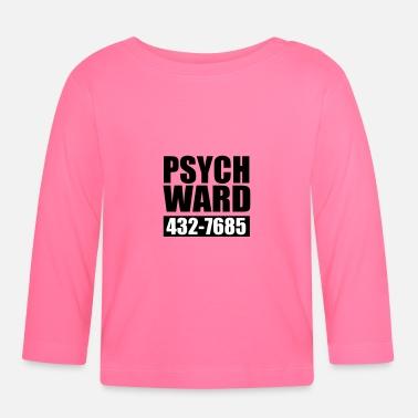 Pupille pupille psychiatrique - T-shirt manches longues Bébé 669c7444936d