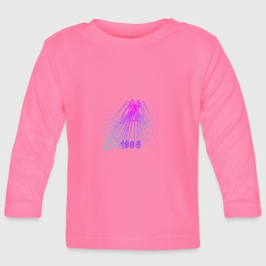Cyberpunk NEON 1986 - Baby Long Sleeve T-Shirt