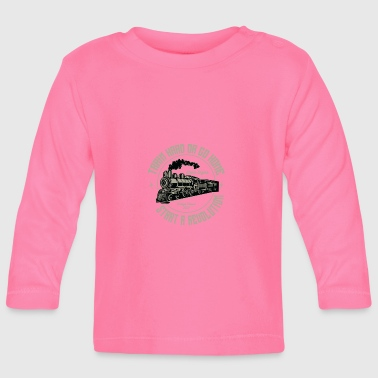 Train - Baby Long Sleeve T-Shirt