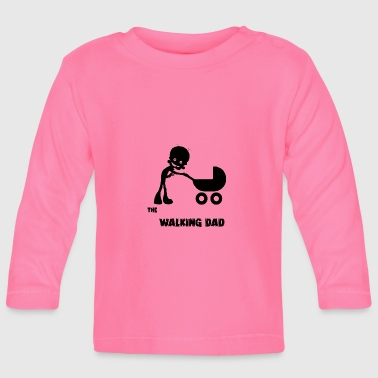 Walking WALKING DAD - T-shirt